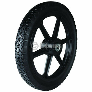 """Stens 205-512 High Wheel With Bearing Mtd 21"""" Self Propelled Model 12A559K401"""