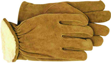 Boss 4176 Lined Split Leather Gloves