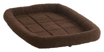 Allied Precision API 160759 Medium Chocolate Color Pet Bed