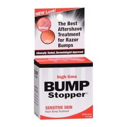 High Time Bump Stopper Skin Razor Bump Treatment 0.5 oz