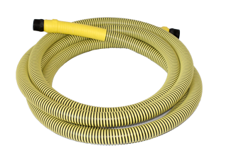 "Hose - Pumpout Replacement - 33' With 1.5"" MNPT Fittings (262-33-150)"