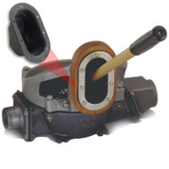 Rubber Boot for 258AL-150 Compact Manual Pump (160-B-1048)