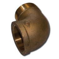 "Plumbing  -Elbow, 90 Degree, Street 2"" Bronze (160-A-1711-200)"
