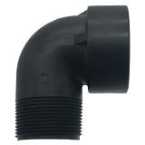 """Plumbing  -Elbow, 90 Degree, Street 1.5"""" SCH 80 PVC(160-A-2671)"""