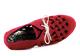 Irregular Choice Cupid's Sun Hat, Red Canvas Lattice Platform