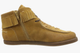 Women's Shoes- OTBT Dell Rapids- Moccasin Chukka Boot- Fringe-Tan Color
