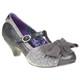 Irregular Choice Tucan, Mix Fabric Kitten Heel Mary Jane