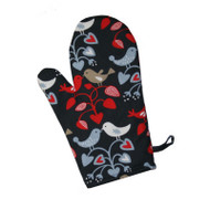 Oven Glove/Mitt - Love Birds (535600)