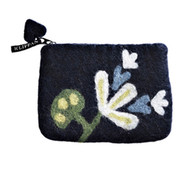 Alma Felt Coin Purse (590411)