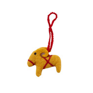 Julbock Felt Ornament (591036)