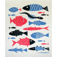 Swedish Dishcloth - Fish (600336)