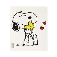 Swedish Dishcloth - Snoopy Hug (600377)