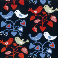 Love Birds Luncheon Napkins (610053)
