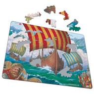 Viking Ships Puzzle (FI6)