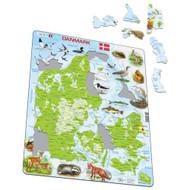 Danmark Puzzle (K78)