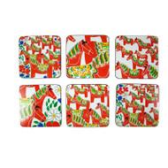 Dala Horses Coasters (6734)