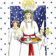 Lucia Luncheon Napkins (115600)