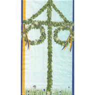Midsummer Maypole Guest Towel Napkins (109500G)