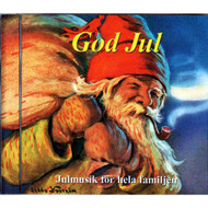 Scandinavian Christmas CD - God Jul (CD6334)