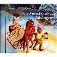 Julsangerna - Scandinavian Christmas CD (CD6335)