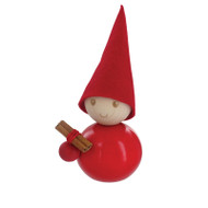Tonttu Christmas Elf with Cinnamon Sticks (B5739)