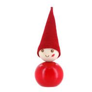 Tonttu Christmas  Elf - Kiss on the Cheek (B6069)