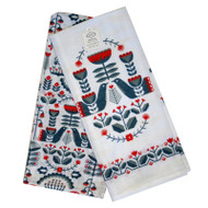 Dish Towel/Kitchen Towel - Folklore - Set of two (7001335)