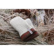 Wool Knit Mittens - Ernst - Mens (Ernst)