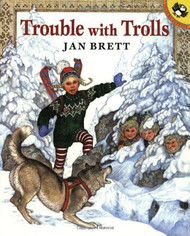 Trouble with Trolls - Paperback (17914)