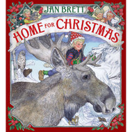 Home For Christmas - Hardcover Book (56530)