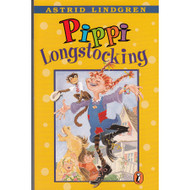 Pippi Longstocking - Paperback (19577P)