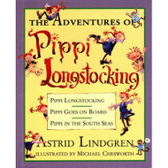 The Adventures of Pippi Longstocking - Hardcover (76129H)