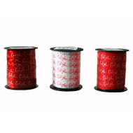 God Jul Ribbon - 3 colors to choose from... (5775)