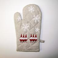 Oven Glove/Mitt - Tomtenisse (70056)