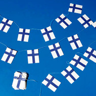 Flags on Strings - Finland (FS-F)