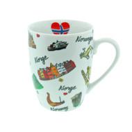 Norway Mug (760011)