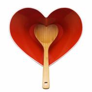 Heart Bowl w/Ladle (5015344)