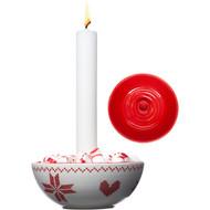 Christmas Candleholder (5016205)