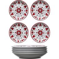 Santa Small Plate Set (5016322)