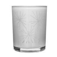 Winter Tealight Holder - White (5017278)