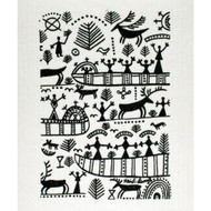 Swedish Dishcloth - Sami Designs (640004)