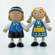 Swedish Boy & Girl (220)