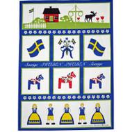 Swedish Tradition Kitchen Towel (331)