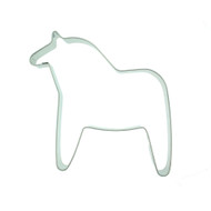 "Dala Horse Cookie Cutter - 6"" (186L)"