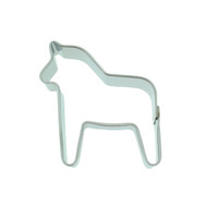 "Dala Horse Cookie Cutter - Mini - 2"" (186S)"