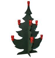 Christmas Tree Candleholder (288)