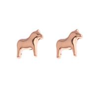 Dala Horse Earrings (Posts/Stick) (62915)
