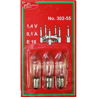 Lucia Crown Bulbs - 3-Pack (SW-773)