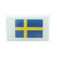 Sweden Flag Scandinavian Soap - 5 oz. Bar - Oatmeal Milk & Honey (SS1S)