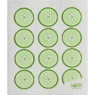 Swedish Dishcloth - Fresh Cucumber (70066)